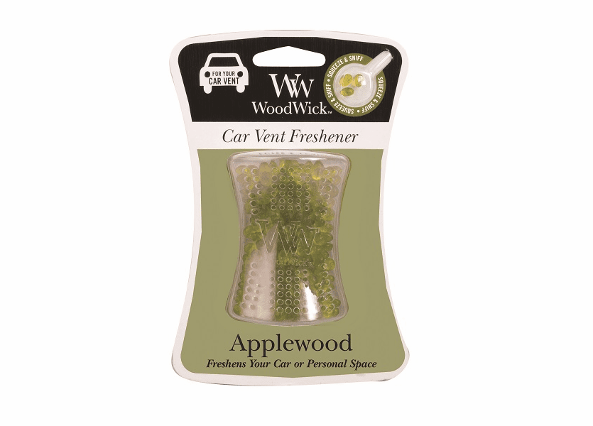_DISCONTINUED - Applewood WoodWick Car Vent Freshener