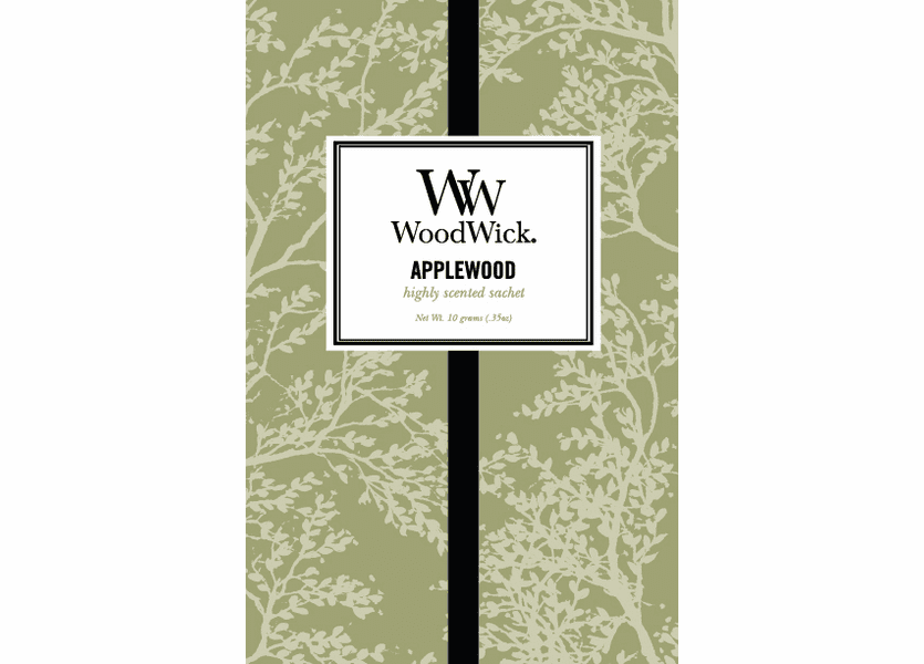 _DISCONTINUED - Applewood WoodWick Sachet