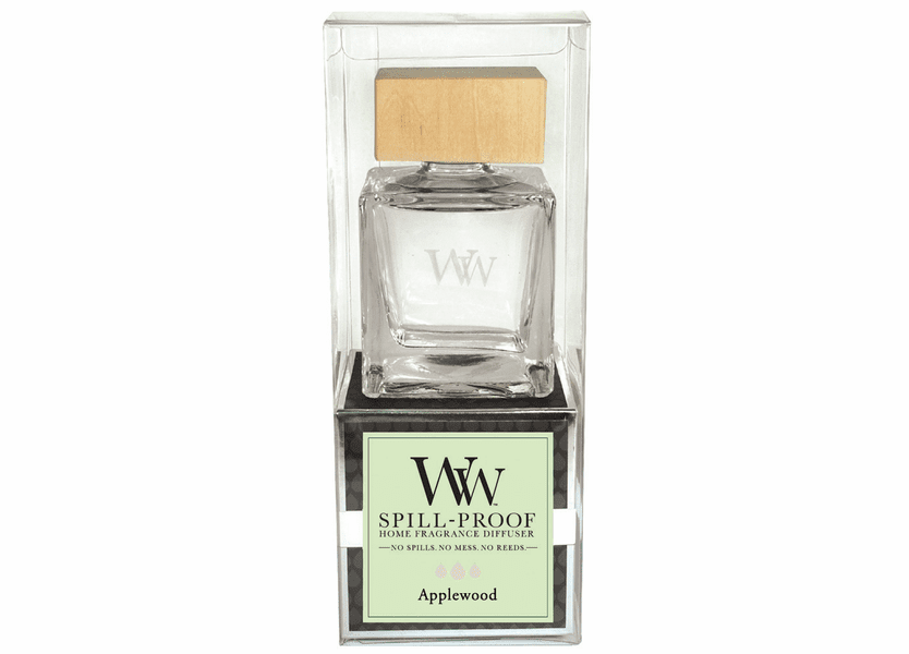 _DISCONTINUED - Applewood WoodWick Spill-Proof Home Fragrance Diffuser