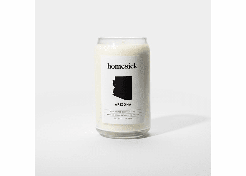 _DISCONTINUED - Arizona 13.75 oz. Jar Candle by Homesick
