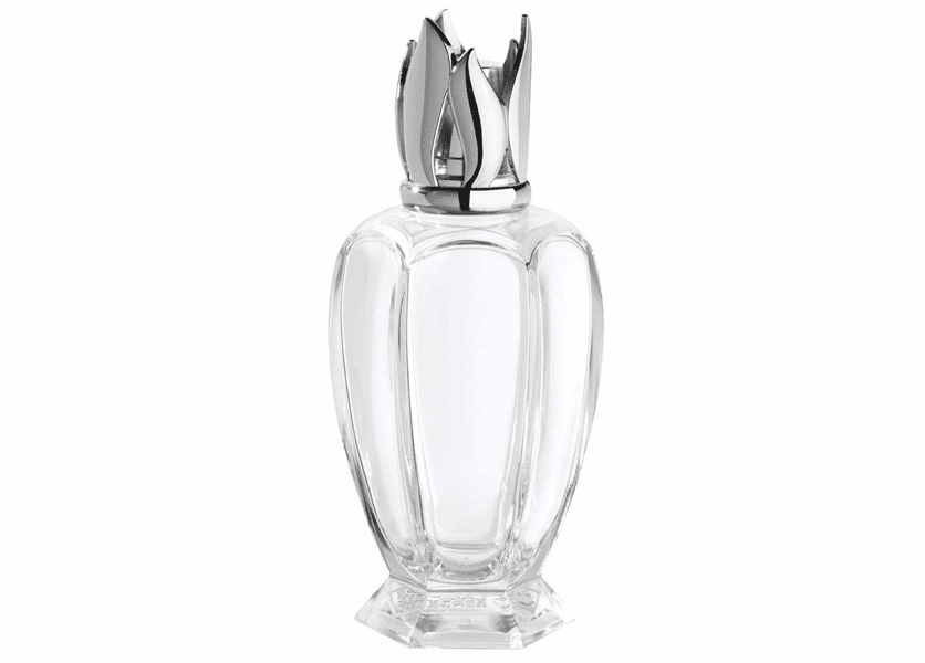 _DISCONTINUED - Athena Clear Fragrance Lamp by Lampe Berger