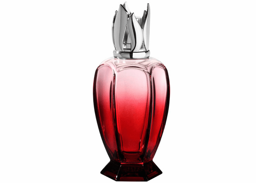 _DISCONTINUED - Athena Red Fragrance Lamp by Lampe Berger