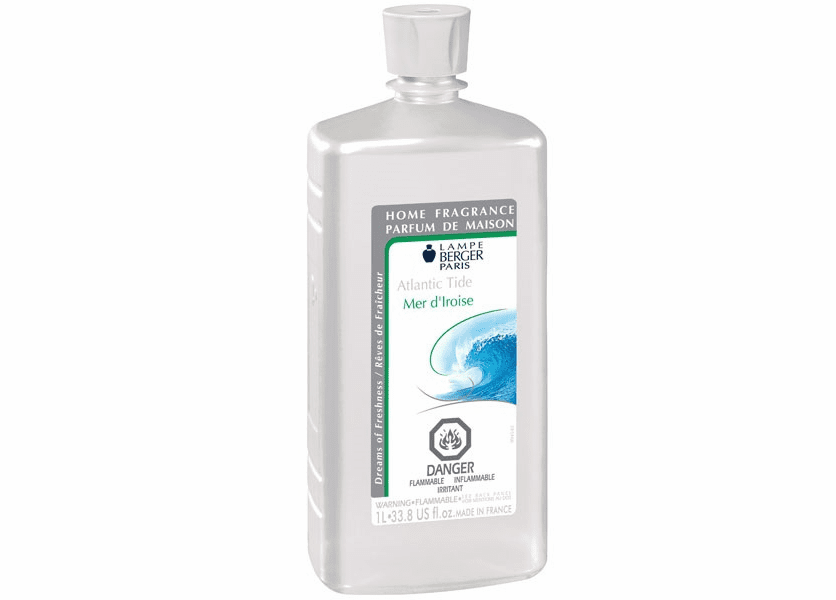 _DISCONTINUED - Atlantic Tide 1 Liter Fragrance Oil by Lampe Berger