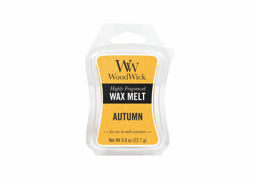 _DISCONTINUED - Autumn WoodWick 0.8 oz. Mini Hourglass Wax Melt