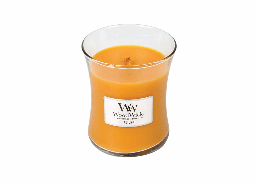 _DISCONTINUED - Autumn WoodWick Candle 10 oz.
