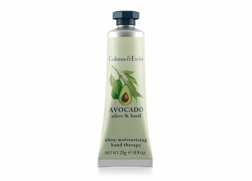 _DISCONTINUED - Avocado, Olive & Basil 25g Ultra-Moisturizing Hand Therapy by Crabtree & Evelyn