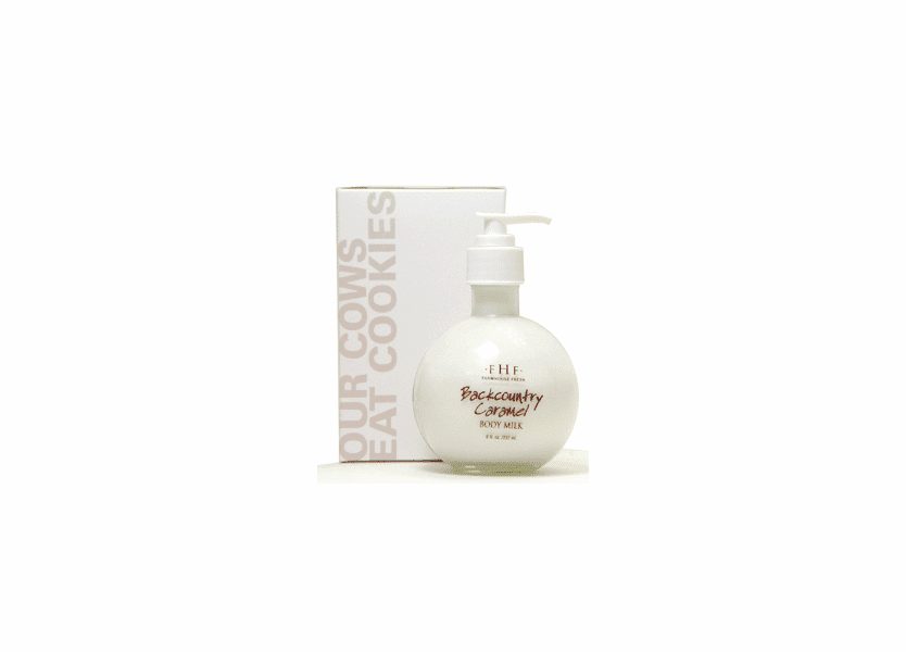_DISCONTINUED - Backcountry Caramel Body Milk Lotion by Farmhouse Fresh