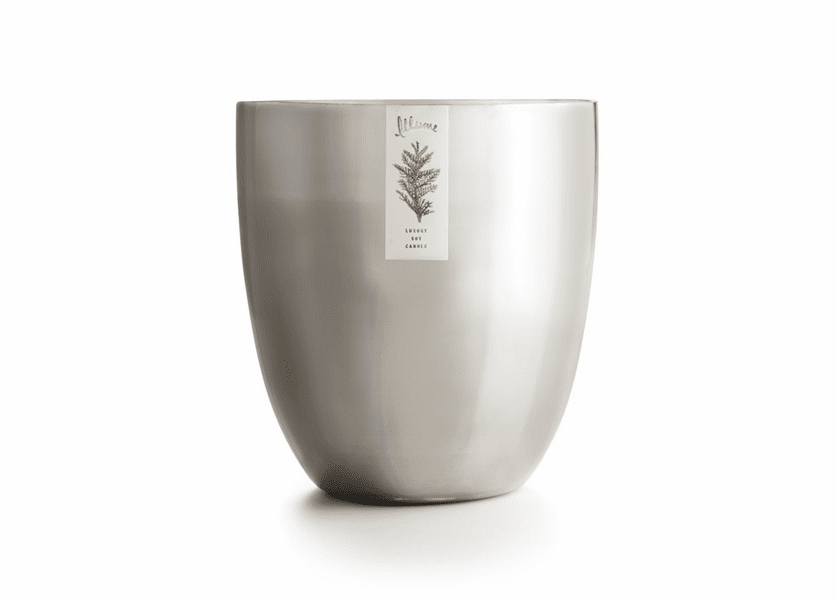 _DISCONTINUED - Balsam & Cedar Over the Top Illume Candle