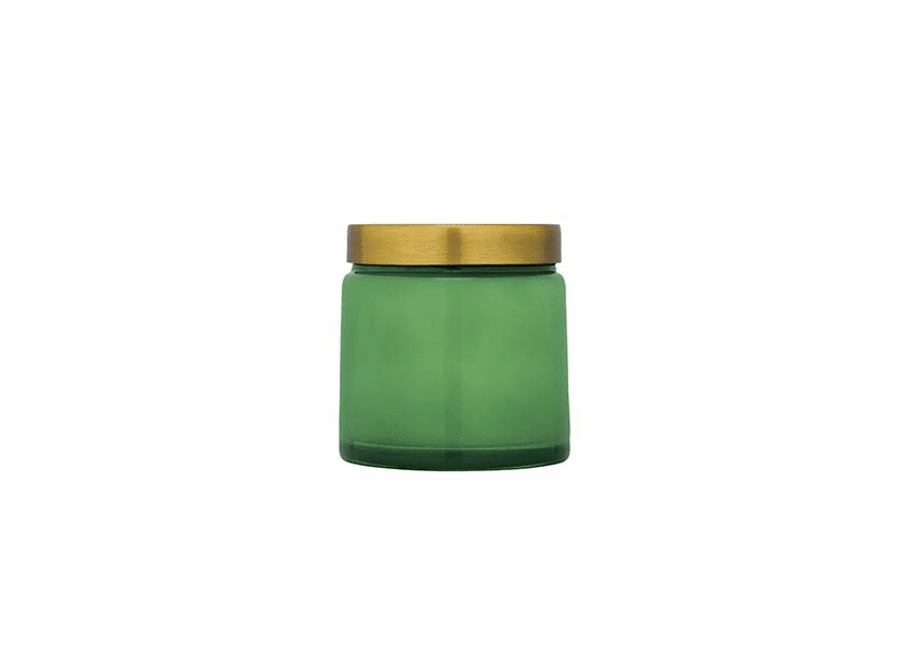 _DISCONTINUED - Bamboo Lotus 17 oz. Tinted Glass Jar Candle by Aspen Bay Candles