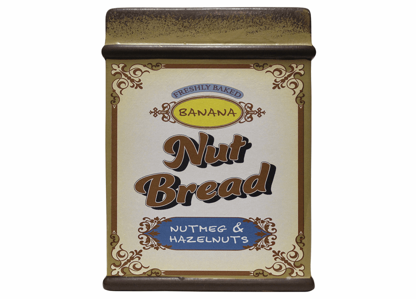 _DISCONTINUED - Banana Nut Bread 20 oz. Farm Fresh Baked Goods Candle by A Cheerful Giver