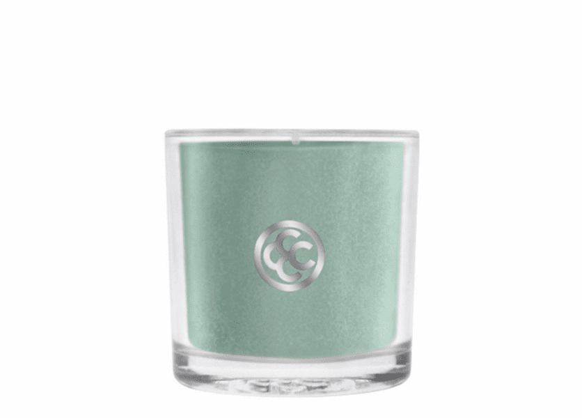_DISCONTINUED - Bayberry Glass Votive Colonial Candle