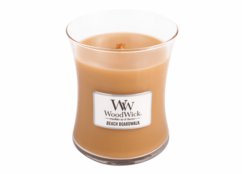 _DISCONTINUED - Beach Boardwalk WoodWick Candle 10 oz.