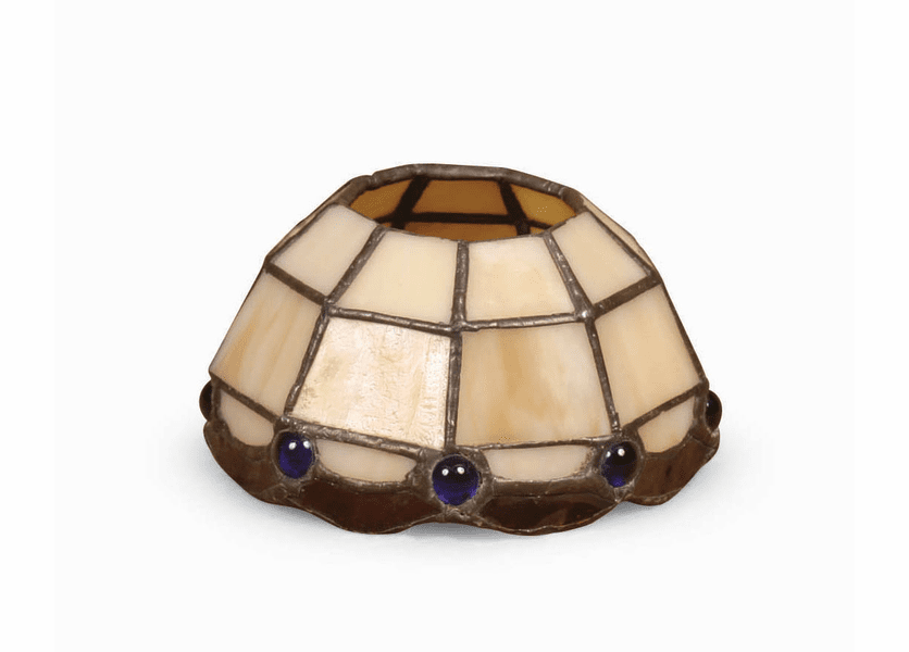 _DISCONTINUED - Beige Aurora Lamp Shade by Candle Warmer