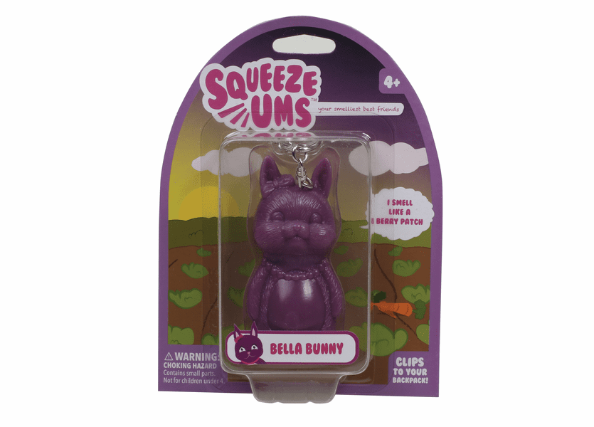 _DISCONTINUED - Bella Bunny WoodWick Squeeze Ums Berry Patch scent