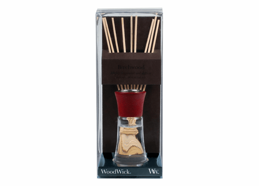 _DISCONTINUED - Birchwood WoodWick 2 oz. Reed Diffuser