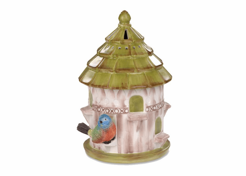 _DISCONTINUED - Birdhouse Aroma Decor Diffuser by Greenleaf