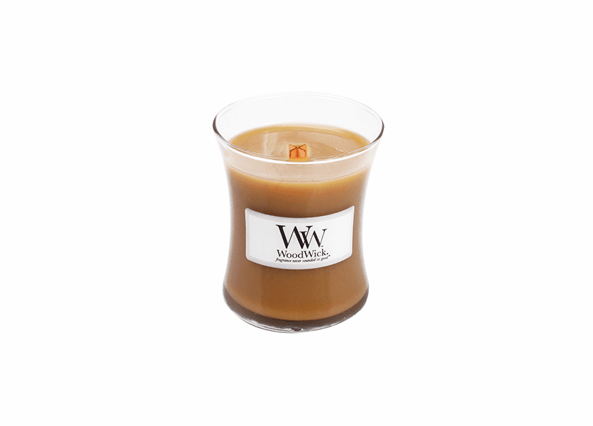 _DISCONTINUED - Biscotti WoodWick Candle 3.4 oz.