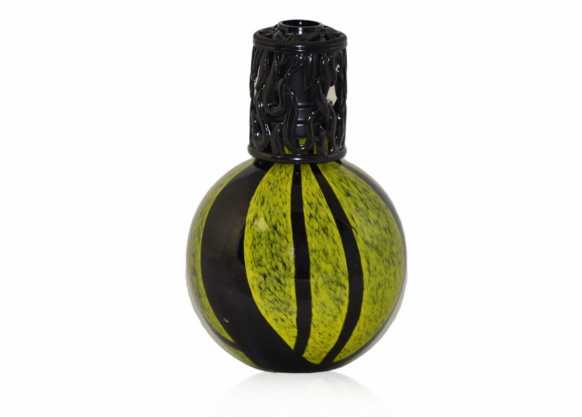 _DISCONTINUED - Black Bamboo Fragrance Lamp by Sophia's