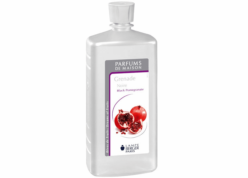 _DISCONTINUED - Black Pomegranate 1 Liter Fragrance Oil by Lampe Berger