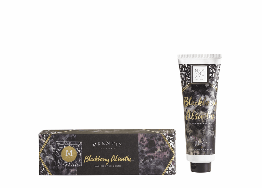 _DISCONTINUED - Blackberry Absinthe Lavish Hand Creme by Illume Candle
