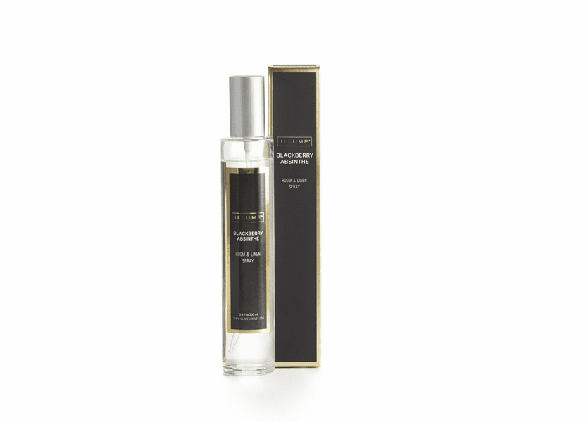 _DISCONTINUED - Blackberry Absinthe Room & Linen Spray by Illume Candle