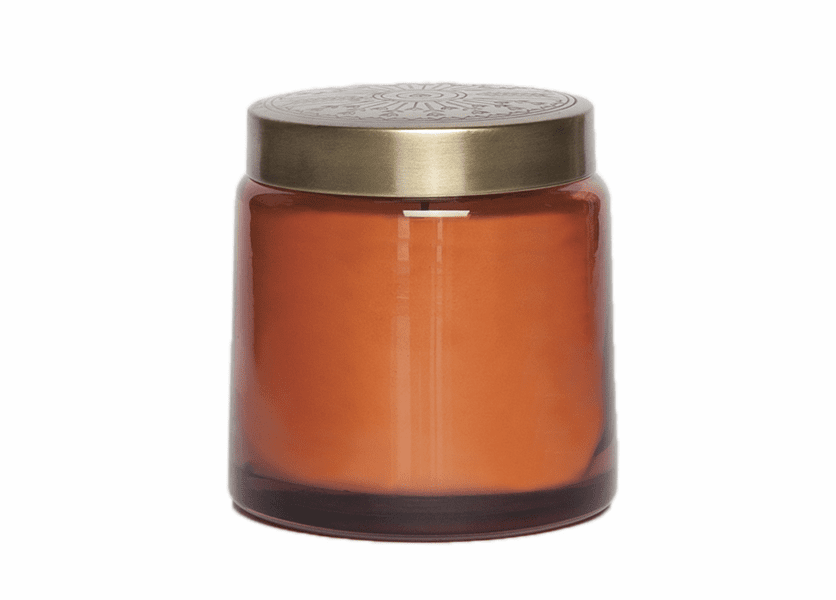 _DISCONTINUED - Blood Orange & Vine 17 oz. Tinted Glass Jar Candle by Aspen Bay Candles