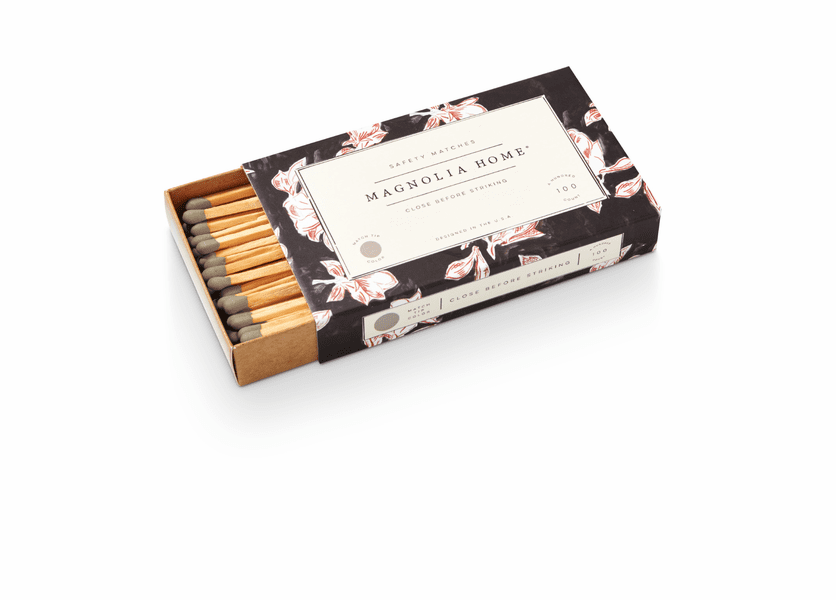 _DISCONTINUED - Bloom Matches  - Magnolia Home by Joanna Gaines