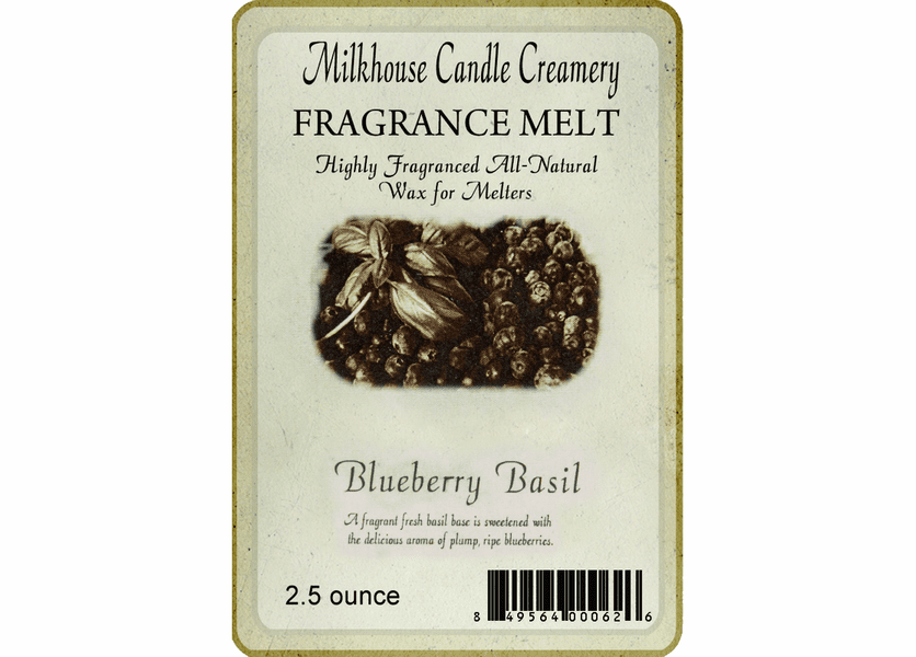 _DISCONTINUED - Blueberry Basil Fragrance Melt