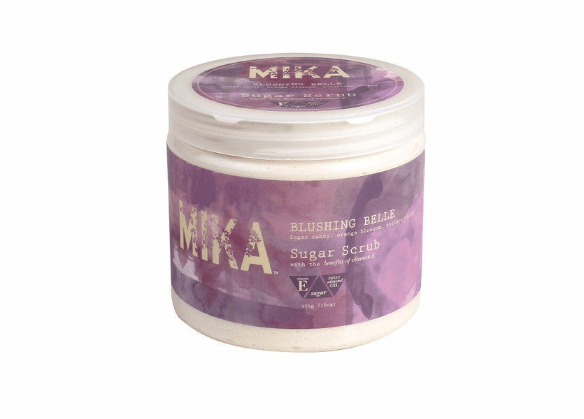 _DISCONTINUED - Blushing Belle MIKA Sugar Scrub