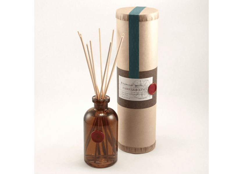 _DISCONTINUED - Botanical Garden 8 oz. Boxed Diffuser  - Found Goods Market