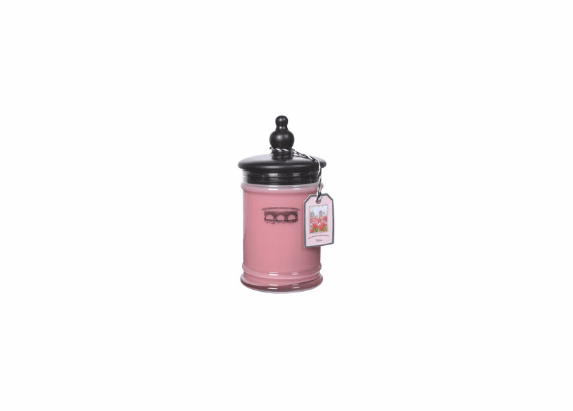 _DISCONTINUED - Bouquet of Roses Large Jar Candle - Bridgewater