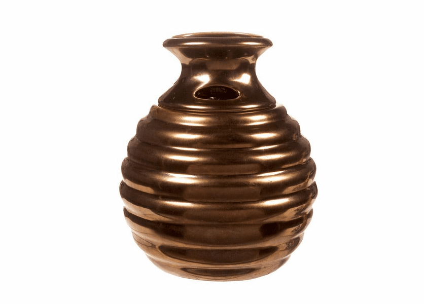 _DISCONTINUED - Bronze Metropolitan Aroma Decor Diffuser by Greenleaf