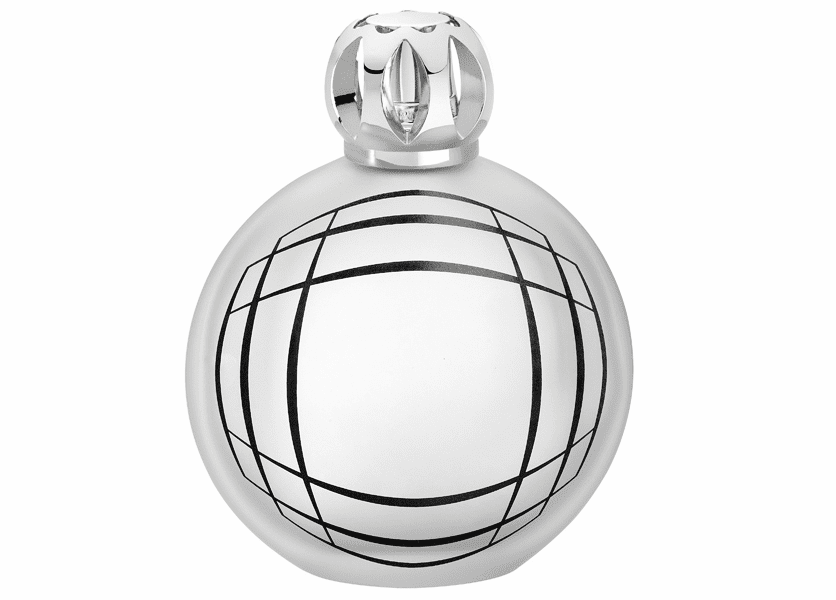 _DISCONTINUED - Bubble Frosted Fragrance Lamp by Lampe Berger