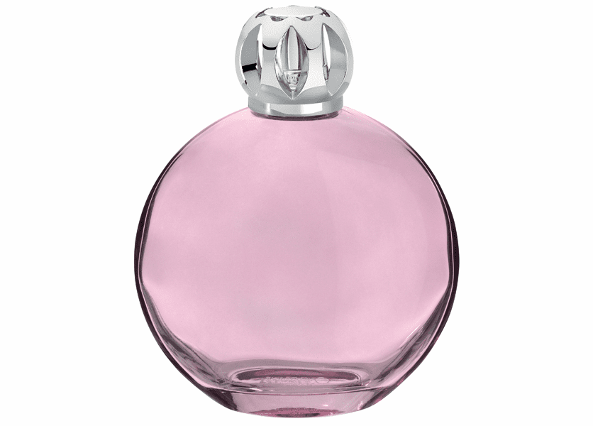 _DISCONTINUED - Bubble Pink Fragrance Lamp by Lampe Berger