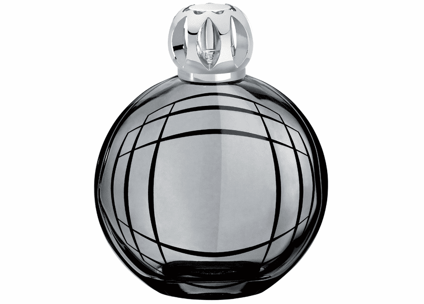 _DISCONTINUED - Bubble Smoky Black Fragrance Lamp by Lampe Berger