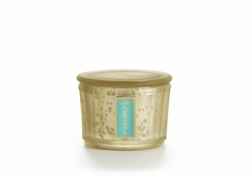 _DISCONTINUED - Cactus Verde Demi Lustre Jar Illume Candle