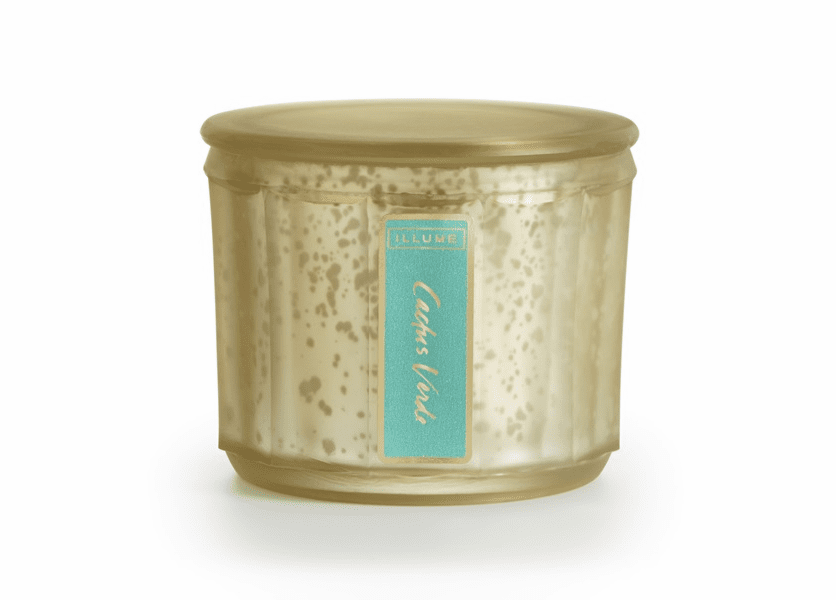 _DISCONTINUED - Cactus Verde Lustre Jar Illume Candle