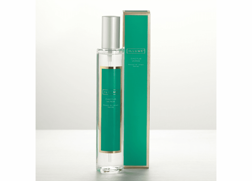 _DISCONTINUED - Cactus Verde Room & Linen Spray by Illume Candle