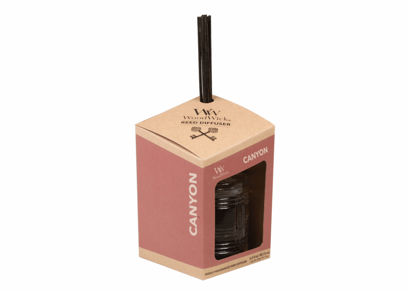 _DISCONTINUED - Canyon WoodWick Reserve Collection Reed Diffuser