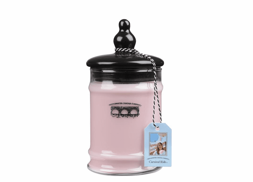 _DISCONTINUED - Carnival Ride Small Jar Candle - Bridgewater
