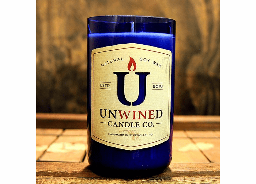 _DISCONTINUED - Cashmere 12 oz. Unwined Candle