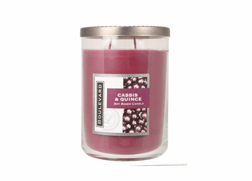 _DISCONTINUED - Cassis & Quince 22 oz. Jar Candle by Boulevard