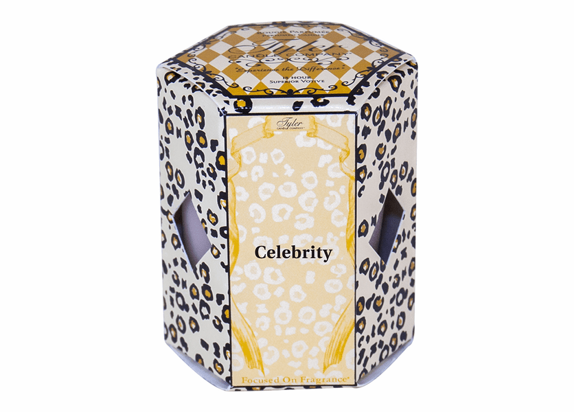 _DISCONTINUED - Celebrity Prestige Votive by Tyler Candle Company