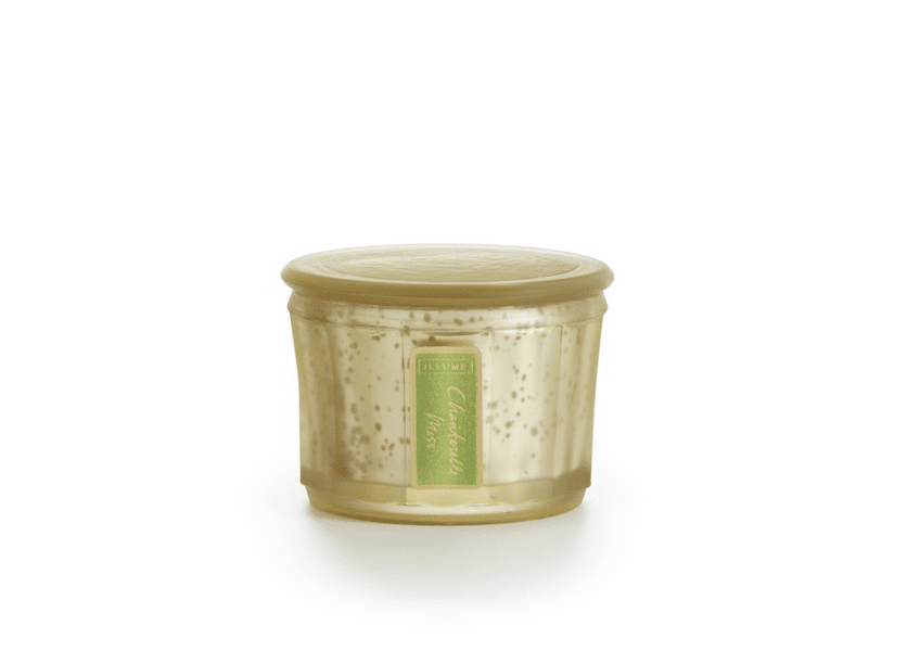 _DISCONTINUED - Chanterelle Moss Demi Lustre Jar Illume Candle