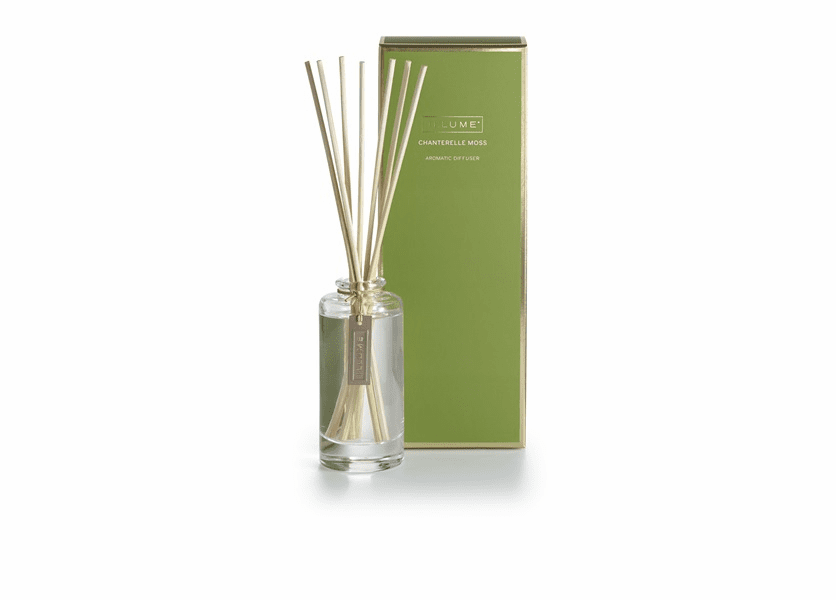 _DISCONTINUED - Chanterelle Moss Essential Reed Diffuser Illume Candle