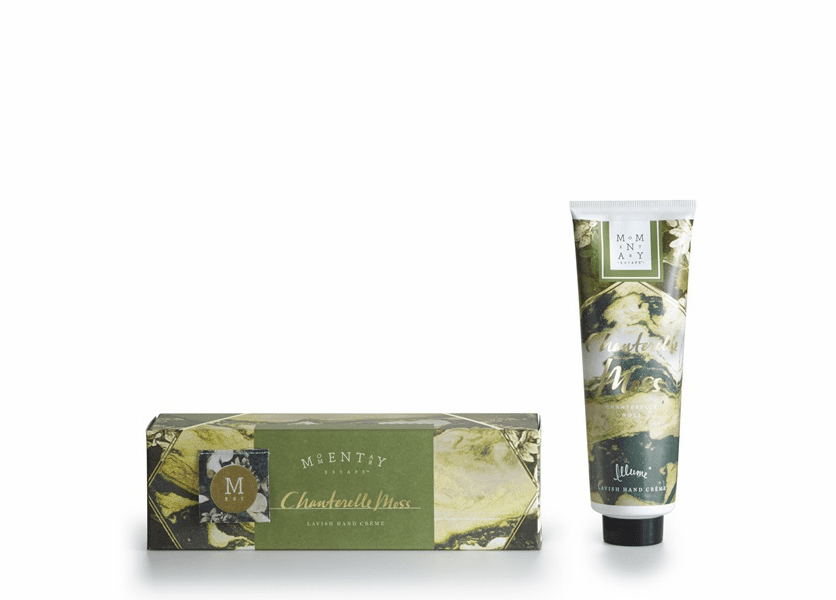 _DISCONTINUED - Chanterelle Moss Lavish Hand Creme by Illume Candle