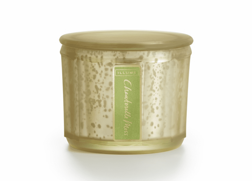 _DISCONTINUED - Chanterelle Moss Lustre Jar Illume Candle