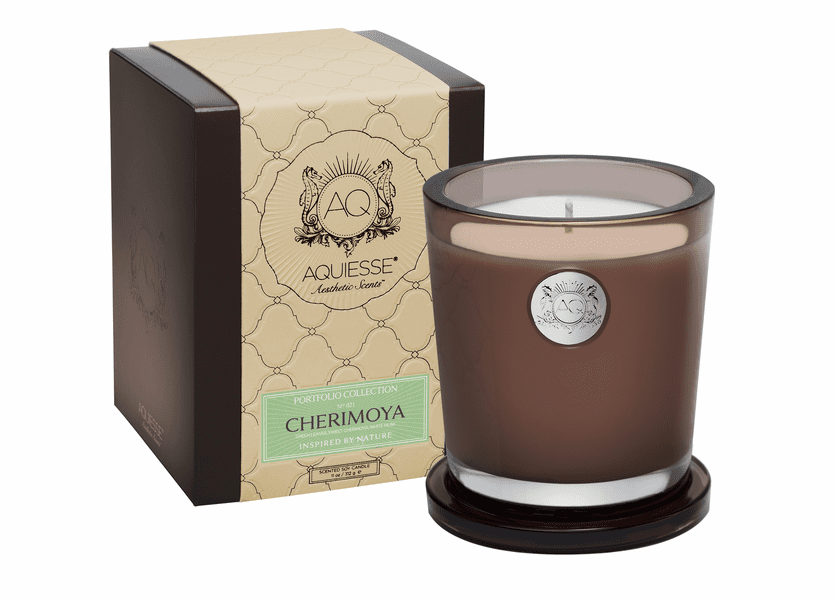 _DISCONTINUED - Cherimoya Large Soy Candle by Aquiesse
