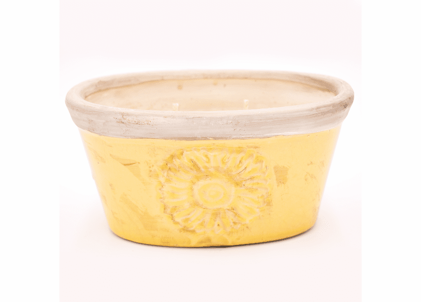 _DISCONTINUED - Cherry Almond Buttercream Yellow Fiesta Window Box Swan Creek Candle