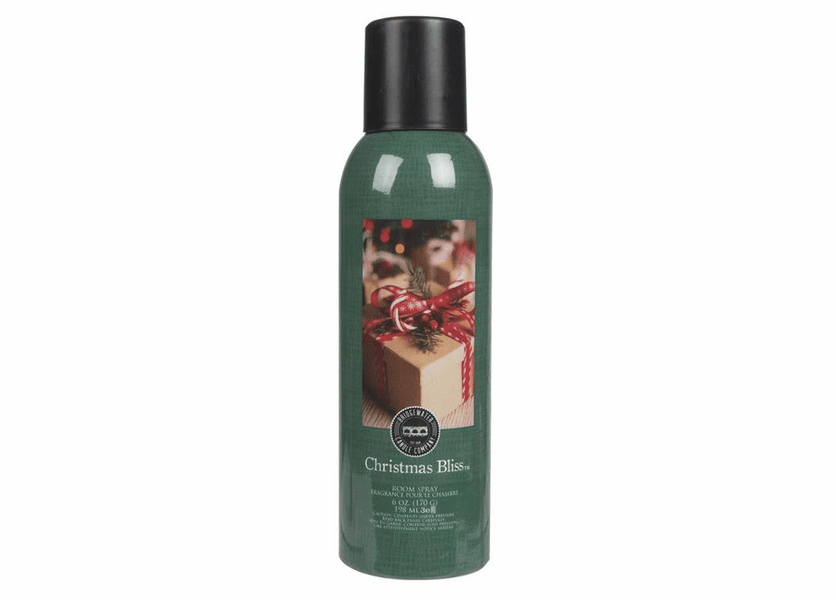 _DISCONTINUED - Christmas Bliss Room Spray - Bridgewater